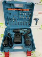 Шуруповерт Makita DF330D + набір інструментів 12V Li-lon