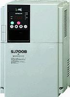 Преобразователь частоты HITACHI SJ700B-075HFF, 7.5кВт, 16A, 380В. Векторный.