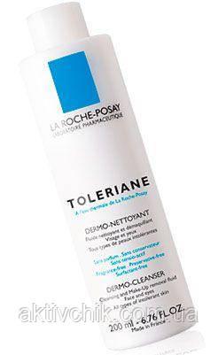 La Roche-Posay Toleriane Толеран Молочко для очищения и снятия макияжа 200 мл
