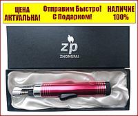Горелка газовая для пайки в подарочной коробке ZP 17-500, фото 1