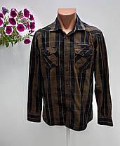Сорочка тепла чоловіча Розмір S ( Я-17), фото 3