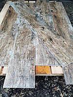 Бесшовная Плитка для Пола под Дерево Корой Redwood 1200х195мм Керамогранит под ламинат Большой Размер, фото 1
