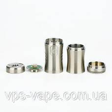 Мехмод KIZOKU Kirin Semi-Mech Tube Mod 18350/18650, фото 2
