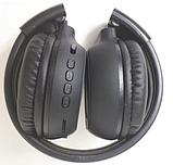 Наушники беспроводные Bluetooth HLV N65BT Black наушники с микрофоном, фото 4