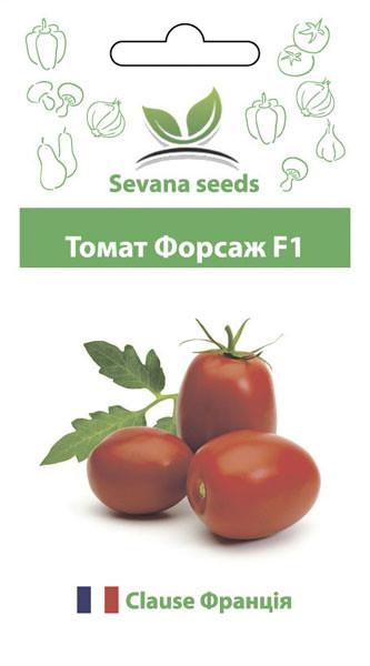 Семена помидора Форсаж F1 30 шт. детерминантный Clause