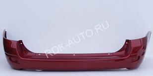 Бампер ВАЗ 2171 Лада Пріора універсал задній пофарбований в колір вашого автомобіля Завод Тольятті.