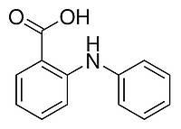A14340 N-Фенилантраниловая кислота, 99%, 25 г (Alfa)