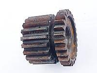 Шестерня ведомая повышающая для коробки передач мототракторов Z-20, Z-26 (Z-20/26) БУЛАТ, ЗУБР, и т.п., фото 1