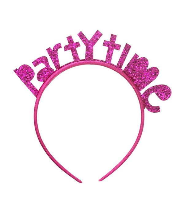 """Аксессуар для волос-обруч """"Party Time"""""""
