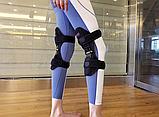 Коленные стабилизаторы Powerknee Nasus sports поддержка коленного сустава облегчение боли для колена, фото 5