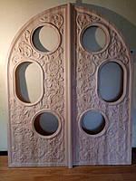 Царские врата иконостаса 20