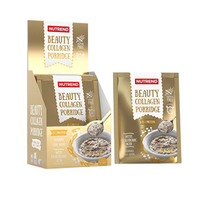 Спортивное питание Nutrend Beauty Collagen Porridge