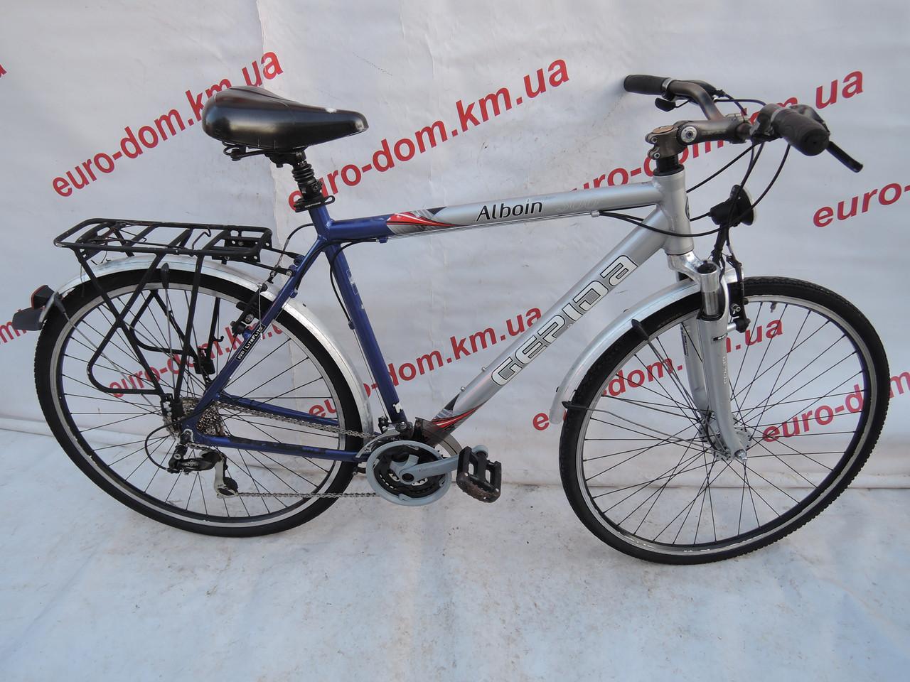 Городской велосипед Gepida 28 колеса 24 скорости
