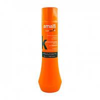 Крем-кондиционер Amalfi с кератином бальзам для волос 1000 мл