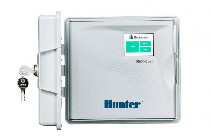 Программатор полива с Wi-Fi Hunter PHC-601-E (6 зон)