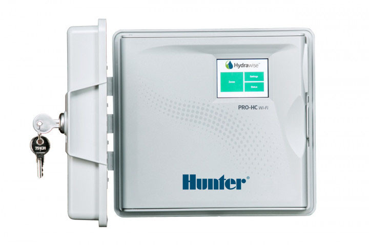 Программатор полива с Wi-Fi Hunter PHC-1201-E (12 зон)