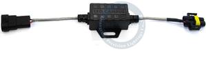 Цифрова обманка для світлодіодних ламп з роз'ємами H8 / H11 / H27 Digital LED warning canceller