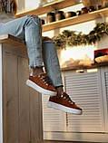 Кросівки жіночі Louis Vuitton Escale в стилі луї вітон НА ХУТРІ (Репліка ААА+), фото 3