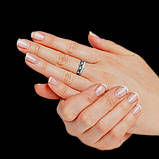 Серебряное кольцо в форме Короны, фото 3