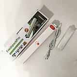 Вакууматор Freshpack Pro вакуумный упаковщик еды, бытовой. Цвет: оранжевый, фото 2