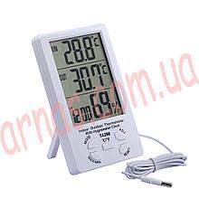 Термометр-гігрометр TA298 цифровий c виносним датчиком