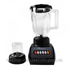 Блендер стационарный с кофемолкой DOMOTEC MS-9099 250Вт. Цвет: черный