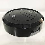Автоматический Робот-пылесос умный пылесос на аккумуляторе Ximei Mop. Цвет: черный, фото 7