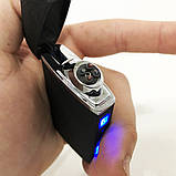Зажигалка импульсная USB ZGP-22, фото 6