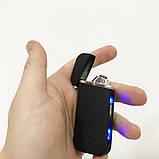 Зажигалка импульсная USB ZGP-22, фото 8