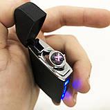 Зажигалка импульсная USB ZGP-22, фото 9