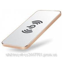 Беспроводное зарядное устройство AWEI W1 Wireless Charger. Цвет: белый