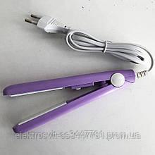 Щипцы HONGDI Case Mini 1S. Цвет: фиолетовый