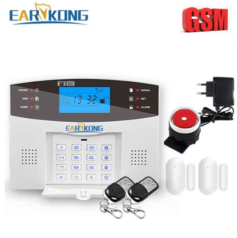 Earykong M2B беспроводная GSM сигнализация 433 МГц