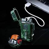 Зажигалка импульсная JL317 Explorer, фото 3