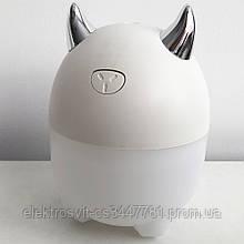 Увлажнитель воздуха Air Purifier BA-4. Цвет: белый (чертик)