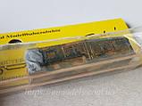 Аксесуары для моделизма груз для платформы - капот электровоза и транспортировочный ящик, масштаба 1/87, фото 3