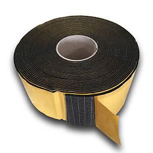 Каучукова звукоізоляційна стрічка 3мм х 100 мм х 15 м