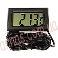 Термометр 27004 цифровий TPM-10 кабель 1м чорний
