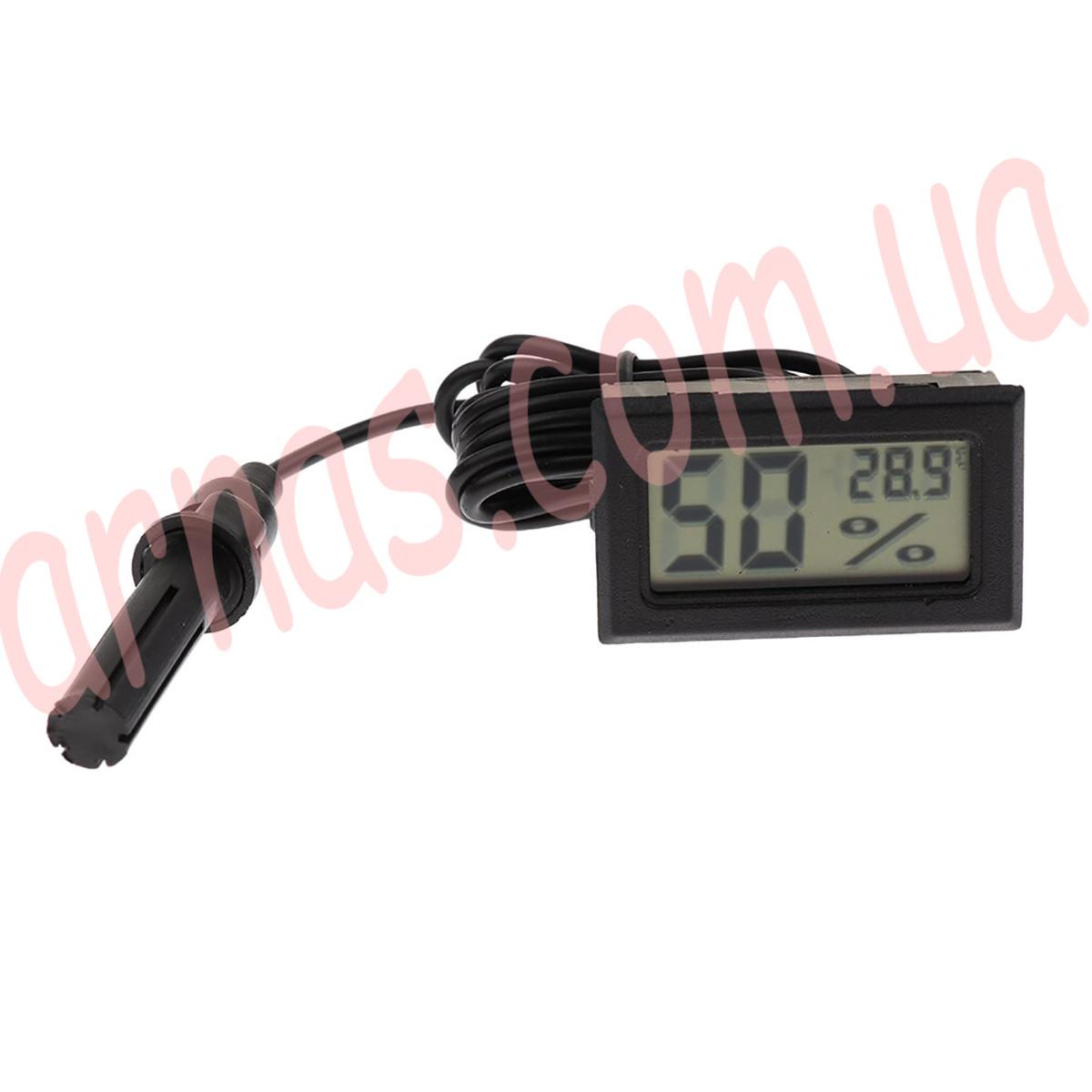 Термометр-влагомер с выносным датчиком (FY-12)
