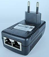 POE инжектор 48V - 0.5A, фото 1
