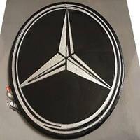 Коврик торпеды антискользящий Mercedes (NON-SLIP MAT)