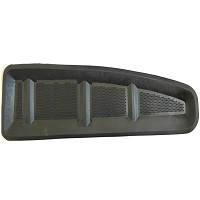 Коврик торпеды резиновый Lada 08-09  низкая панель (черный)   длинный