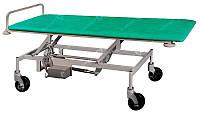 Тележка для транспортировки больных (с регулировкой высоты электроприводом и автономным питанием)