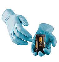 Перчатки Лаборант-нитрил р.8 (не припудрен)