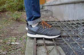 Мужские кроссовки New Balance Trailbuster Grey  ( Реплика ), фото 2