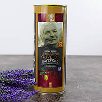 Оливковое масло 1 л Extra Virgin Kalamata HPA Греция OIL-0311-1