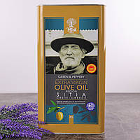 Оливковое масло 5 л Extra Virgin Sitia HPA Греция OIL-5368-5
