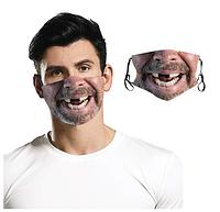 Смешные маски. Маски с приколами. Карнавальные маски