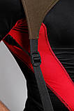 Бафф с капюшоном и ремнями цвет хаки DNK MAFIA, фото 8