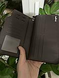 Портмоне Baellerry коричневый, фото 2